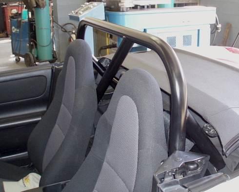 Toyota Spyder Bar