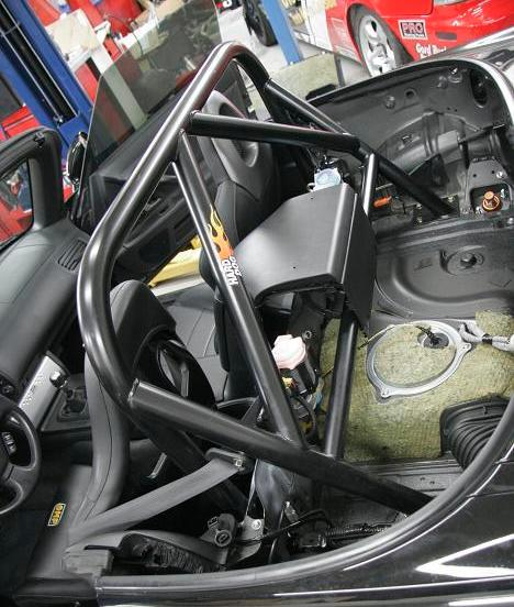 Hard Dog S2000 Roll Bar S2ki Honda S2000 Forums